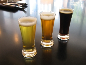 10 17 08 Beer Flight Pic