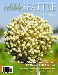 Sept/Oct Issue of edible Seattle
